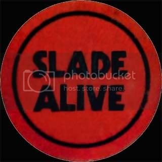 Slade Alive sticker