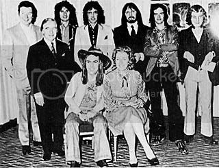 Tremlett pic 17 NME large, NME Pollwinners 1973